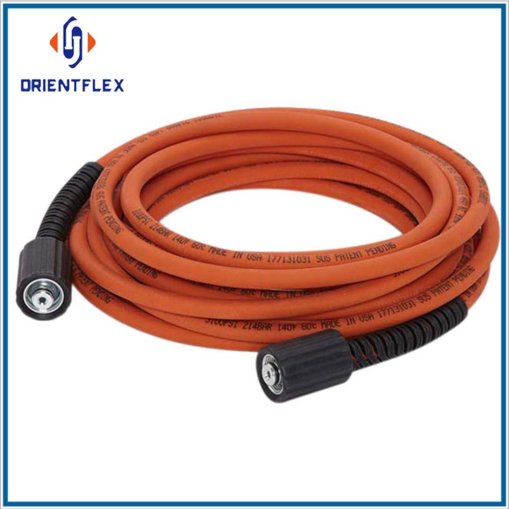 High Pressure Hose : High pressure washer hose hydraulic