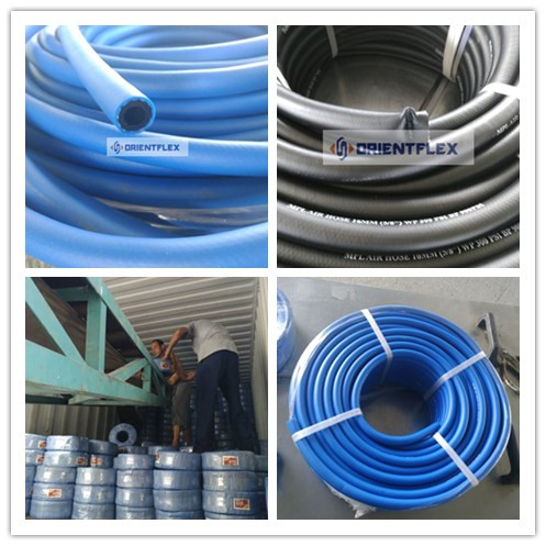 rubber+pvc air hose